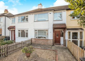 Thumbnail 3 bed terraced house for sale in Chantry Road, West Ewell, Epsom