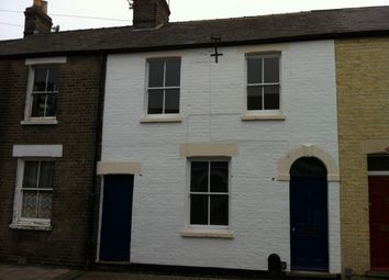 Thumbnail 3 bed terraced house to rent in Kingston Street, Cambridge