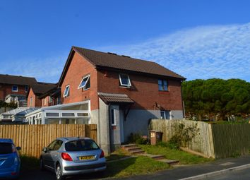 Thumbnail 1 bed terraced house to rent in Trevose Way, Plymouth