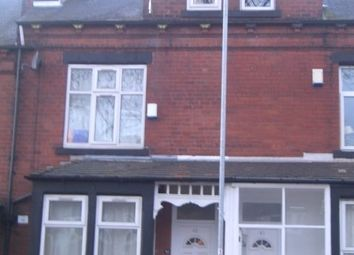 Thumbnail 4 bed shared accommodation to rent in 47 Headingley Mount, Hyde Park, Leeds, Hyde Park