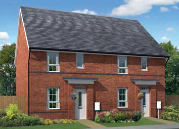 "Thumbnail 3 bed semi-detached house for sale in ""Barwick"" at Darlaston Road, Wednesbury"