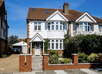 Thumbnail 5 bed semi-detached house for sale in Spencer Road, Twickenham