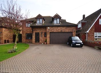 Thumbnail 5 bed detached house for sale in Grosvenor Road, Orsett, Grays