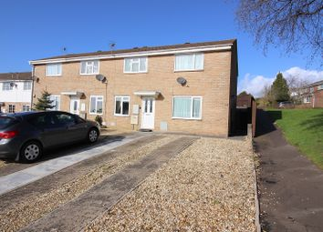 Thumbnail 2 bed end terrace house for sale in The Chase, Brackla, Bridgend.
