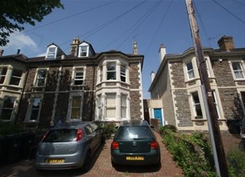 Thumbnail 3 bed flat to rent in Claremont Road, Bishopston, Bristol