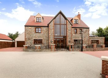 Thumbnail 5 bed detached house for sale in Syston Hill Farm, Siston Common, Bristol