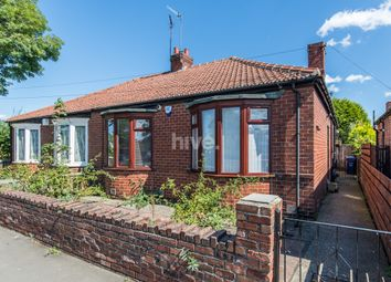 Thumbnail 2 bed semi-detached bungalow for sale in Benfield Road, Heaton, Newcastle Upon Tyne