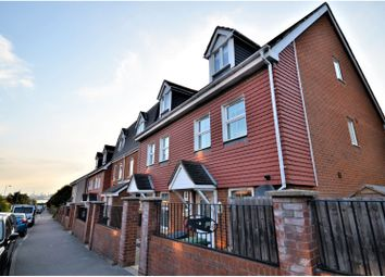 Thumbnail 3 bed town house to rent in Avro Court, Southampton