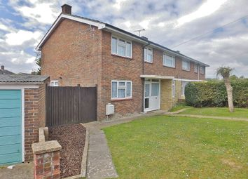Thumbnail 5 bed semi-detached house for sale in Woodcot Crescent, Havant