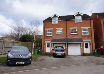 Thumbnail 4 bed semi-detached house for sale in Farriers Way, Killamarsh