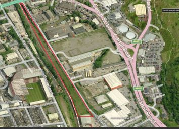 Thumbnail Land to let in Valley Road, Bradford