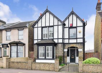 Thumbnail 3 bedroom detached house for sale in Pelham Road South, Gravesend, Kent