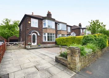 Thumbnail 3 bed semi-detached house for sale in Carr Manor View, Moortown, Leeds, West Yorkshire