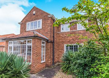 Thumbnail 4 bed semi-detached house for sale in Longfield Avenue, High Halstow, Rochester