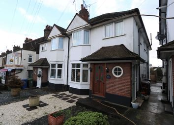 Thumbnail 2 bed maisonette for sale in Chadwell Road, Grays