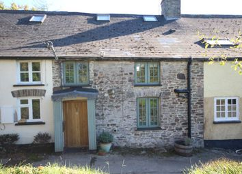 Thumbnail 2 bed cottage for sale in James Week, Chawleigh, Chulmleigh