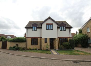 4 bed detached house for sale in Granville Way, Brightlingsea, Colchester CO7