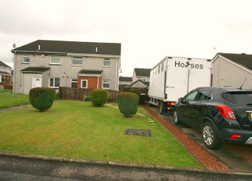 Thumbnail 1 bed terraced house for sale in Moss Road, Wishaw