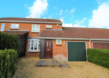 Thumbnail 2 bed terraced house for sale in Cassons Close, Weston Hills, Spalding