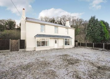 Thumbnail 4 bed detached house for sale in Coast Road, Mostyn