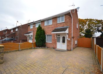 Thumbnail 3 bed semi-detached house for sale in Dublin Croft, Great Sutton, Ellesmere Port