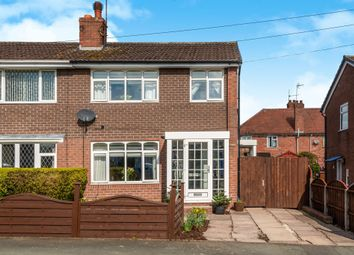 3 bed semi-detached house for sale in Croft Grove, Uttoxeter ST14