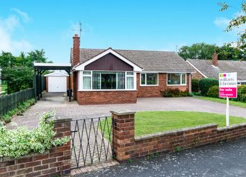 Thumbnail 3 bed detached bungalow for sale in Longcliffe Road, Grantham