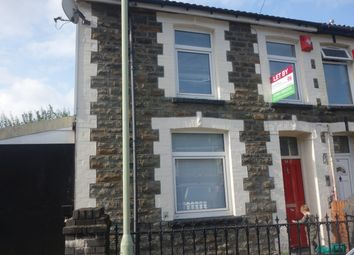 Thumbnail 3 bed terraced house to rent in Albert Street, Pentre