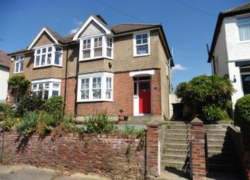 Thumbnail 3 bed semi-detached house to rent in High View Avenue, Grays