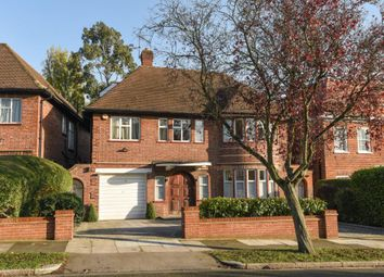 Thumbnail 6 bed detached house for sale in Fairholme Gardens, Finchley N3,