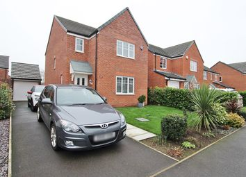 3 bed detached house for sale in Grindleford Place, Warrington WA1