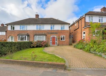 Thumbnail 5 bedroom semi-detached house for sale in Skys Wood Road, St.Albans