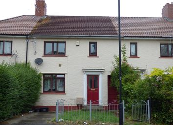 Thumbnail 3 bed terraced house to rent in Lydney Road, Southmead, Bristol