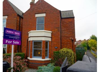 Thumbnail 3 bed link-detached house for sale in Grove Lane, Retford
