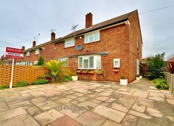 Thumbnail 2 bed semi-detached house for sale in Attlee Road, Hayes