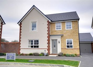 Thumbnail 4 bed detached house for sale in Lyndon Morgan Way, Leonard Stanley, Stonehouse