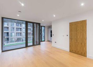 Thumbnail 1 bed flat to rent in Kilburn Park Road, Kilburn