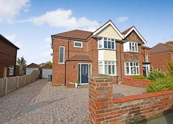 Thumbnail 3 bed semi-detached house for sale in Belgrave Road, Great Boughton, Chester