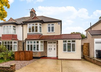 Thumbnail 3 bed semi-detached house for sale in Oak Avenue, Shirley, Croydon