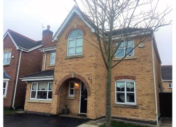 Thumbnail 4 bed detached house for sale in Columbine Close, Liverpool