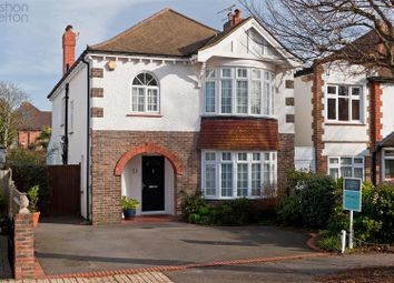 Thumbnail 4 bed detached house for sale in Berriedale Avenue, Hove