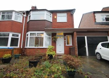 Thumbnail 3 bed semi-detached house for sale in Warren Drive, Swinton, Manchester