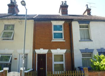Thumbnail 3 bedroom terraced house to rent in Ainslie Road, Ipswich