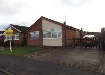Thumbnail 3 bed bungalow for sale in Rainsborough Gardens, Market Harborough, Leicestershire, .