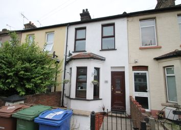 Thumbnail 2 bedroom terraced house to rent in Charlton Street, Grays, Essex