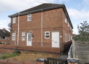 Thumbnail 2 bed flat for sale in Forryan Road, Burbage, Hinckley