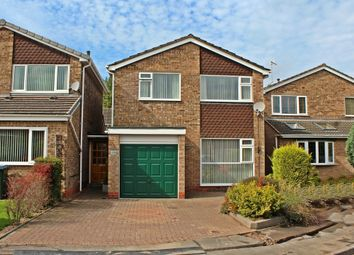 Thumbnail 3 bed detached house for sale in Stonebury Avenue, Eastern Green, Coventry