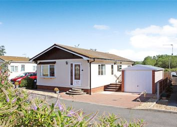 Thumbnail 2 bed bungalow for sale in Waveney Residential Park, Pound Road, Beccles, Suffolk
