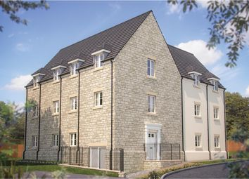 Thumbnail 2 bed flat for sale in High View, Hallatrow Road, Paulton, Bristol