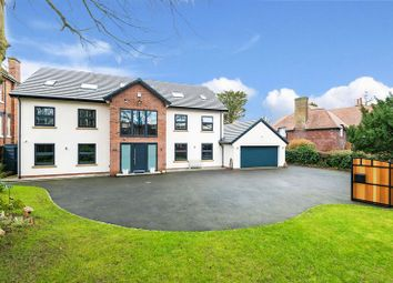 Thumbnail 6 bed detached house for sale in Long Lane, Aughton, Ormskirk